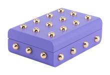 Male Sm Box Violet, 17189