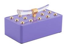 Mora Sm Box With Violet, 17190