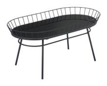 Lucas Side Table Black, 17213