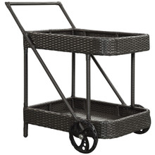 Replenish Beverage Cart in Espresso