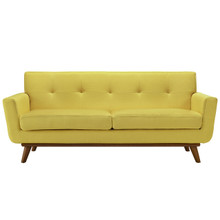 Engage Loveseat in Sunny