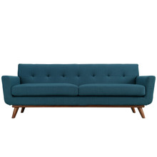 Engage Sofa in Azure
