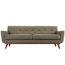 Engage Sofa in Oatmeal Tweed