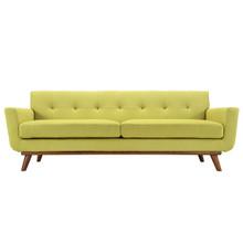 Engage Sofa in Wheatgrass
