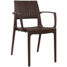 Astute Dining Chair in Coffee