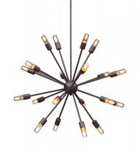 Sapphire Ceiling Lamp, Large Rustic Metal