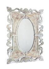 Ambrosia Mirror , Silver Glass