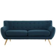 Remark Sofa, Navy Fabric