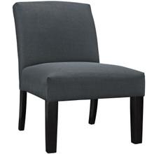 Auteur Fabric Chair, Grey Fabric