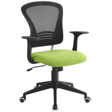 Poise Office Chair , Green, Plastic