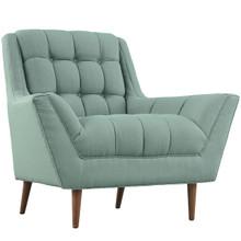 Response Fabric Armchair , Blue, Fabric