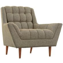 Response Fabric Armchair , Beige, Fabric