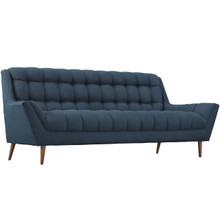 Response Fabric Sofa , Navy, Fabric