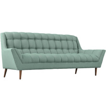 Response Fabric Sofa , Blue, Fabric