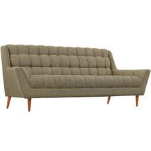 Response Fabric Sofa , Beige, Fabric