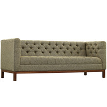 Panache Fabric Sofa , Beige , Fabric