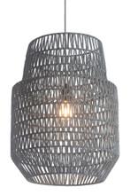 Daydream Ceiling Lamp, Gray, Metal