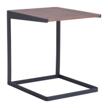 Sister Side Table, Brown, Wood