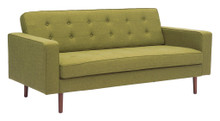 Puget Sofa, Green, Fabric