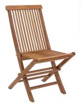 Regatta Folding Chair ( Set of 2 ), Brown, Wood