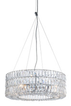Jena Ceiling Lamp Chrome, Metal