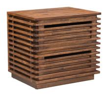 Linea Night Stand, Wood