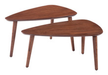 Koah Nesting Coffee Tables, Wood