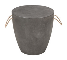 Dad Stool Cement, Stone