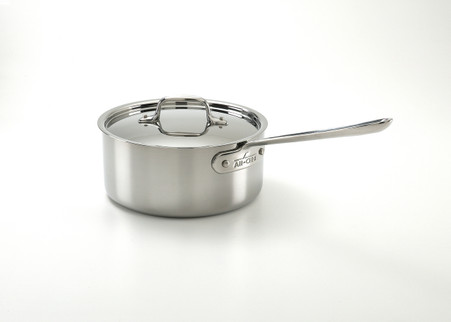 WE CAN ENGRAVE ALL CLAD LIDS, PAN SIDES AND EVEN THE STICK HANDLE TO YOUR CUSTOM REQUIREMENTS.