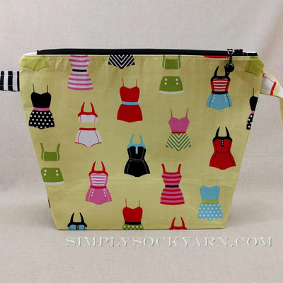 BL Bags MW Swimsuits in Yellow