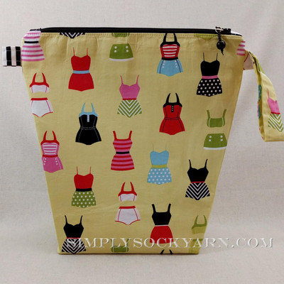 BL Bags TS Swimsuits in Yellow