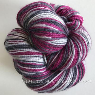 Poste Stripe Smoky Mtn Violets