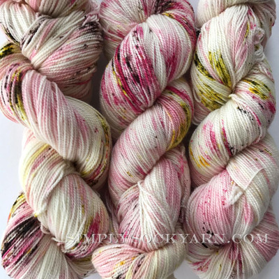 SY Bliss Sock Cherry Blossom -