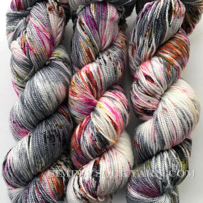 SY Bliss Sock Bewitching -