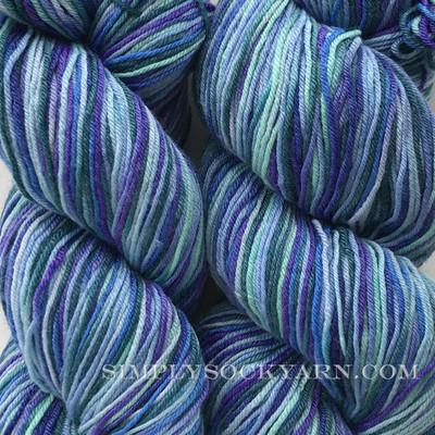 CY Heritage Silk Pts 9926 Blue -