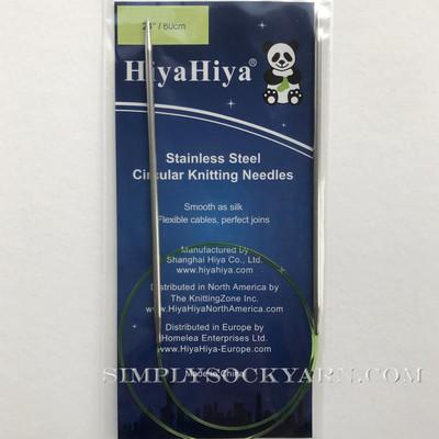 """Hiya 24"""" Circ Steel US 000 -"""