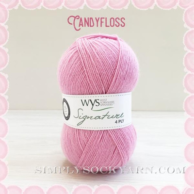 WYS Solid 547 Candyfloss -