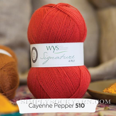 WYS Solid 510 Cayenne Pepper -