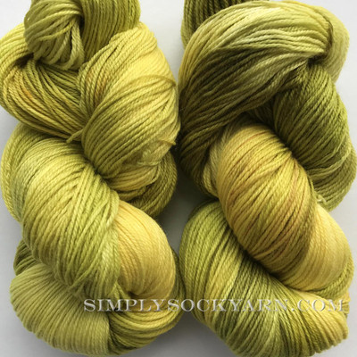 LnL 80/20 Sock Citron -