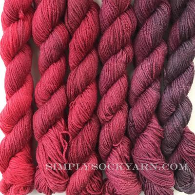 US Gradiance 6-Kiri Cranberry -