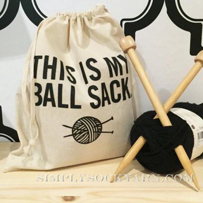 ST Project Bag This is my Sack -