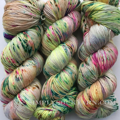 SY Bliss Sock Tropical Vintage -