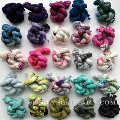 PY Ultimate 25 Mini Skeins #2 -