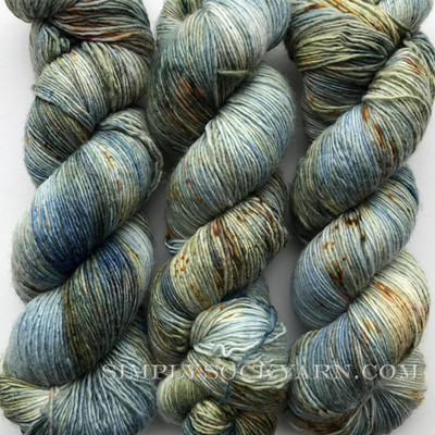 SY Singles Antique Sky -