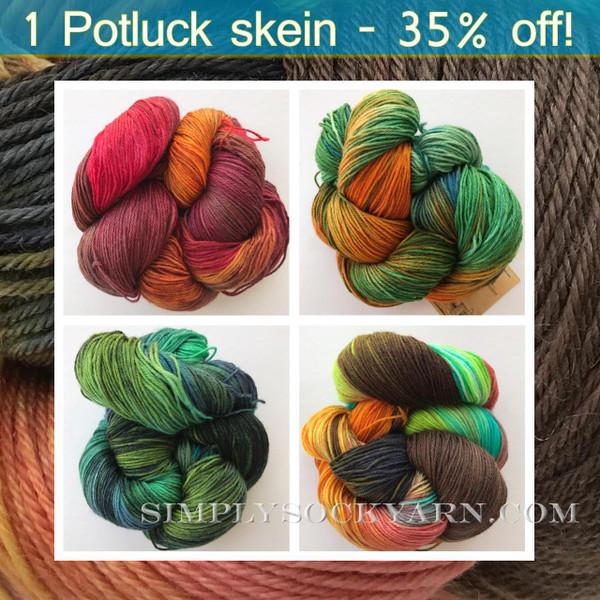 Poste Patina Potluck Multi -