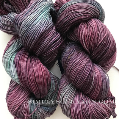 Malabrigo Sock 120 Lotus Lot 1 -