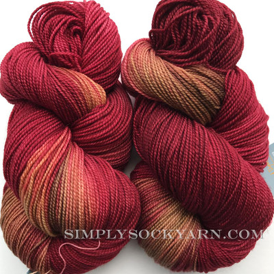 FA Merino Red Maple -