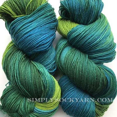 FA Cottage Sock Hemlock -