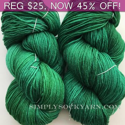MWP Sock 120g Emerald -