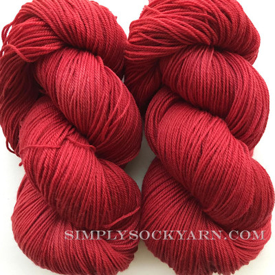 SG TL Sock Cherry -